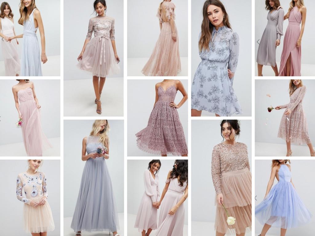 Kleid fur hochzeit asos