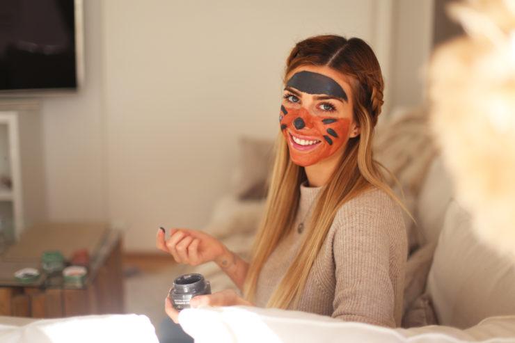 meine erfahrungen mit den tonerde masken von l 39 or al style roulette. Black Bedroom Furniture Sets. Home Design Ideas