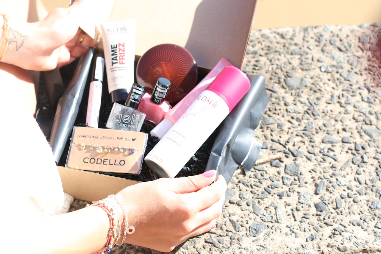 Blogger Box inhalt