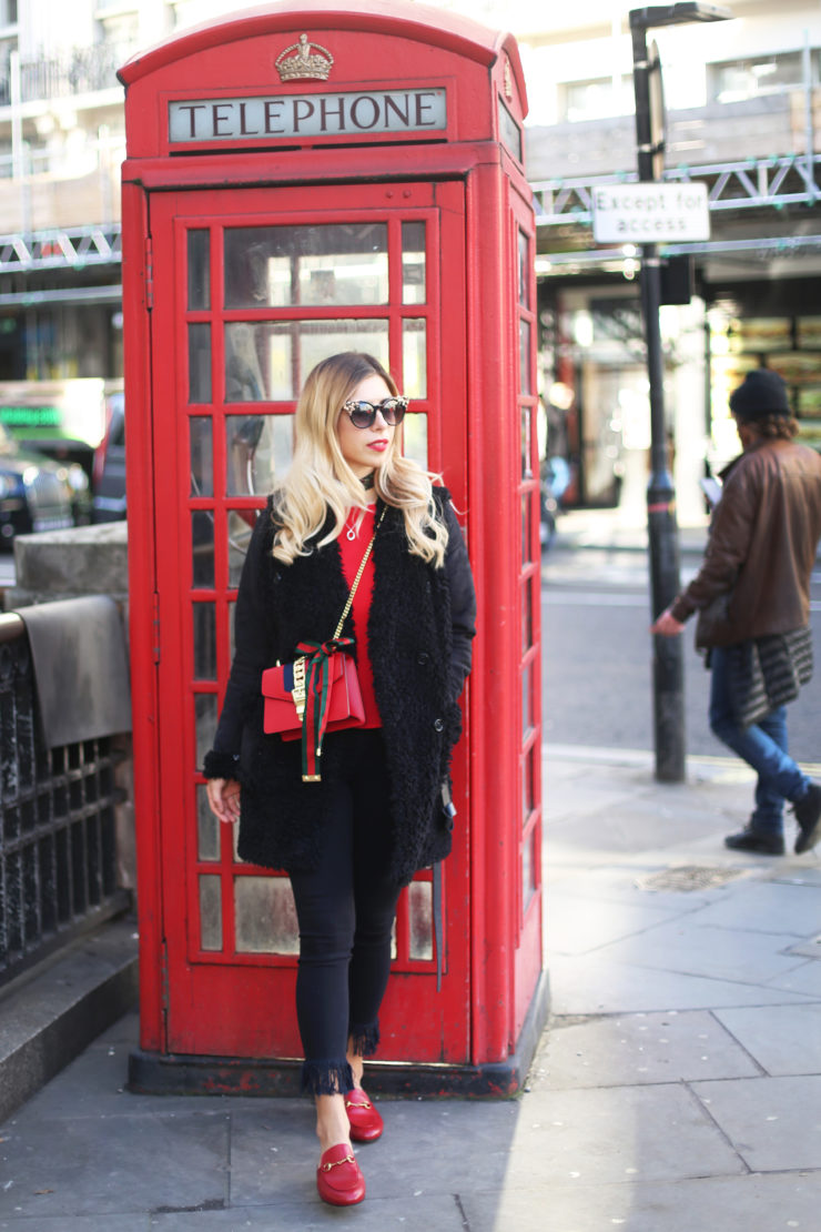 London, Telefonzelle, Streetstyle, Fashion
