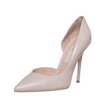 beige nude pumps rosa buffalo