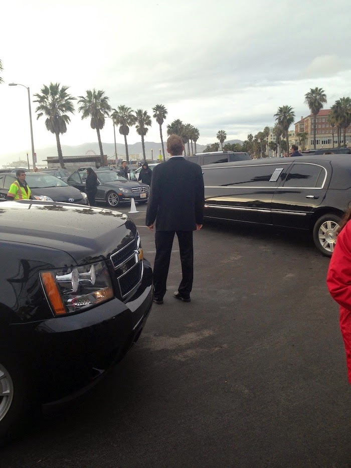 limousine hollywood