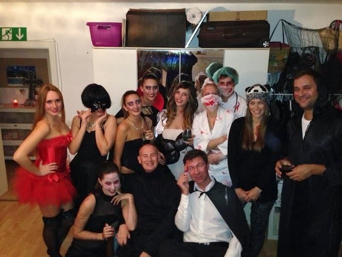 Instagram Snapshots Halloween Party Review Und Kostüme