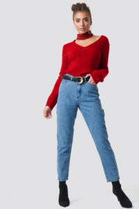 luisa_lion_ripped_black_jeans_1590-000011-0047_+_luisa_lion_cut-out_neckline_sweater_1590-000014-0004174900