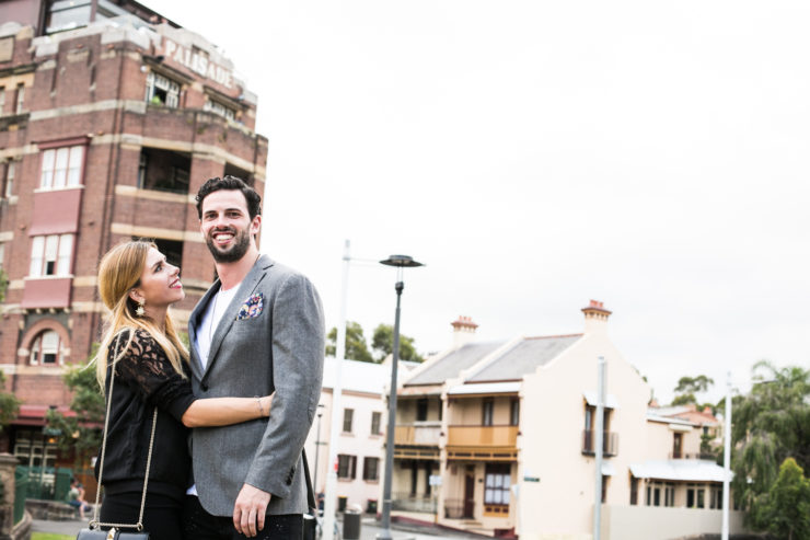 Hotel Palisades Sydney Couple Picture Checy Chevell