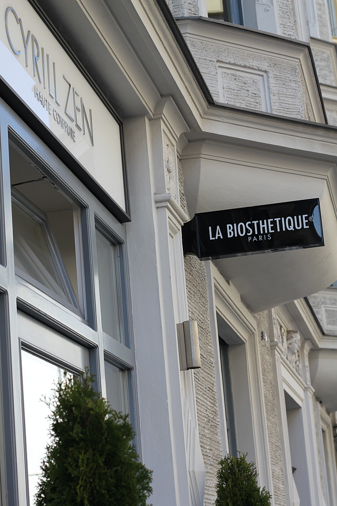 La Biosthetique Salon Cyrill Zen in München