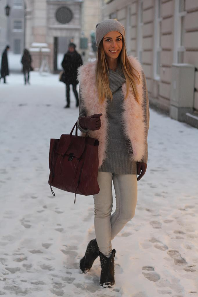 Outfit Let It Snow