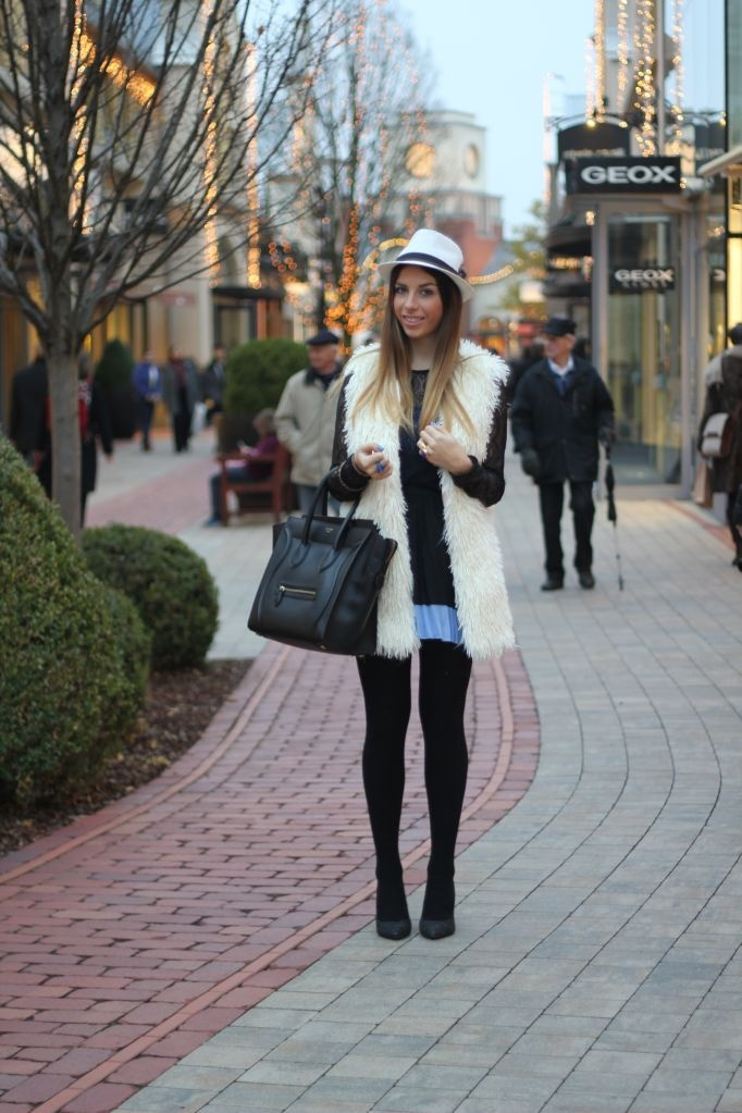 Outfit Modern Winter Hippie