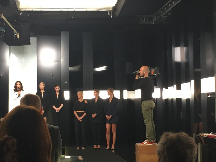 The Brush Finale by L'Oréal Paris in Cannes
