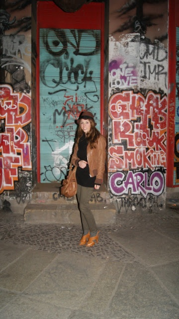 Under-Cover in Berlin and a Night out with some Blogger Friends in Kreuzberg