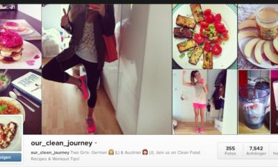follow me around 4 clean eating sport m delsabend uvm. Black Bedroom Furniture Sets. Home Design Ideas